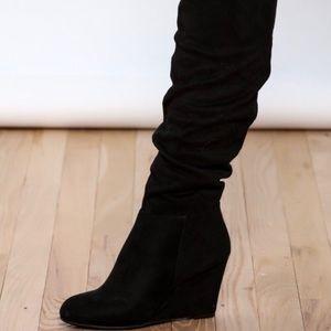 NWOT Chinese Laundry Uma Over The Knee Boot 🖤